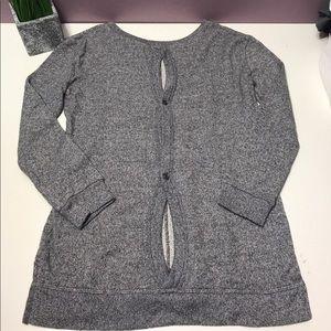 Victoria Secret button back tunic size xsmall
